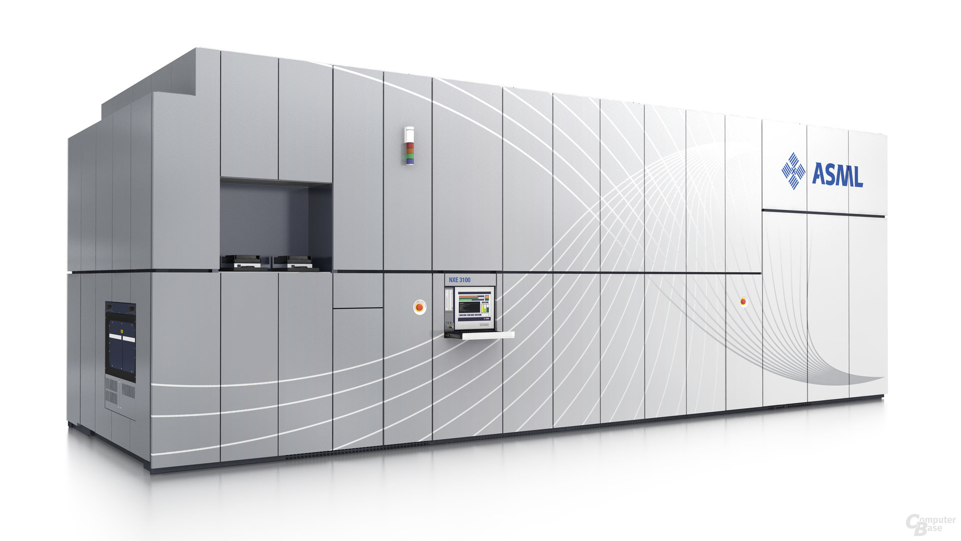EUV-System NXE:3100