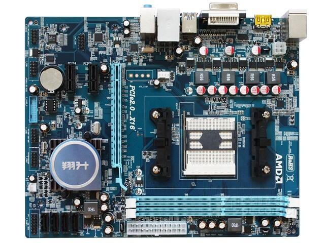 FM1-Mainboard ASL HD3V
