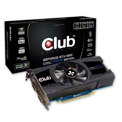 Club 3D GTX 560 Collstream Edition