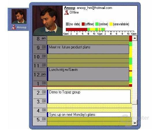 Kalender-Implementierung