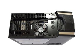 SilverStone Raven 3 – Deckel ohne Top-Cover