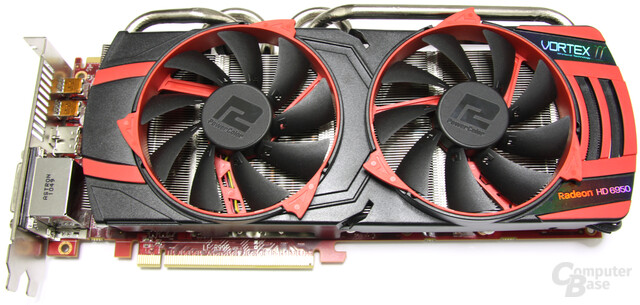 PowerColor Radeon HD 6950 Vortex PCS+