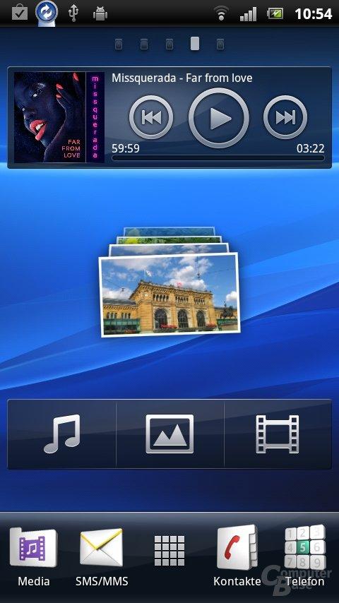 Sony Ericsson UX