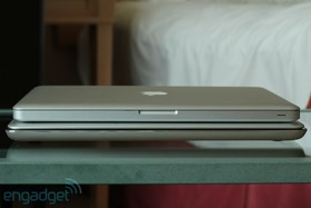 Dell XPS 15z vs. MacBook Pro 15 Zoll