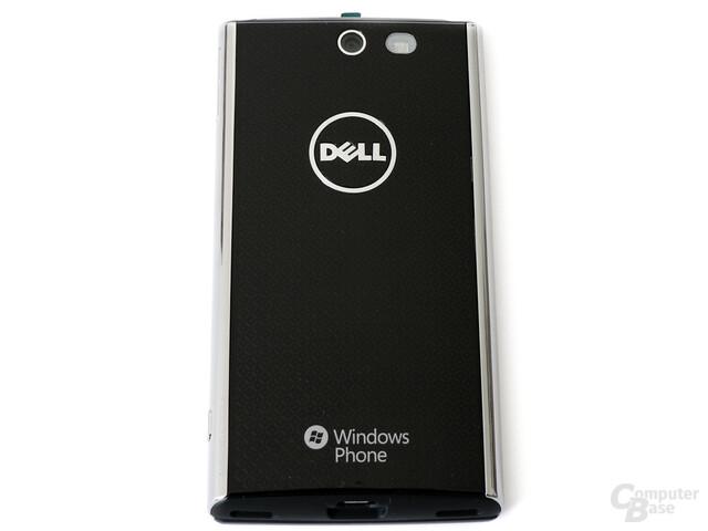 Rückseite des Dell Venue Pro