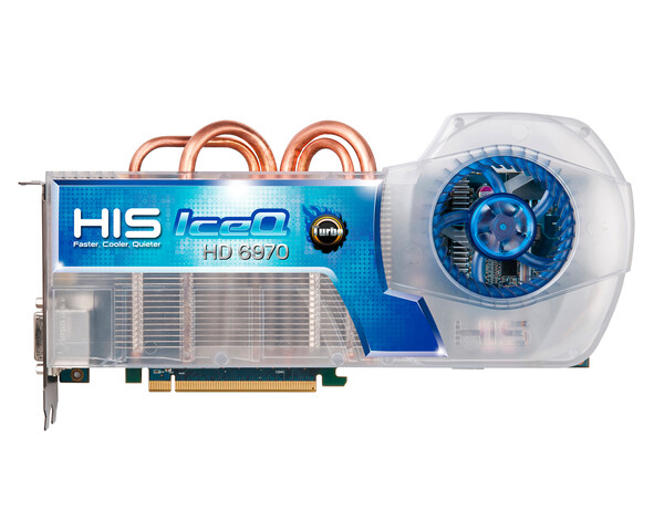 HIS 6970 IceQ Turbo