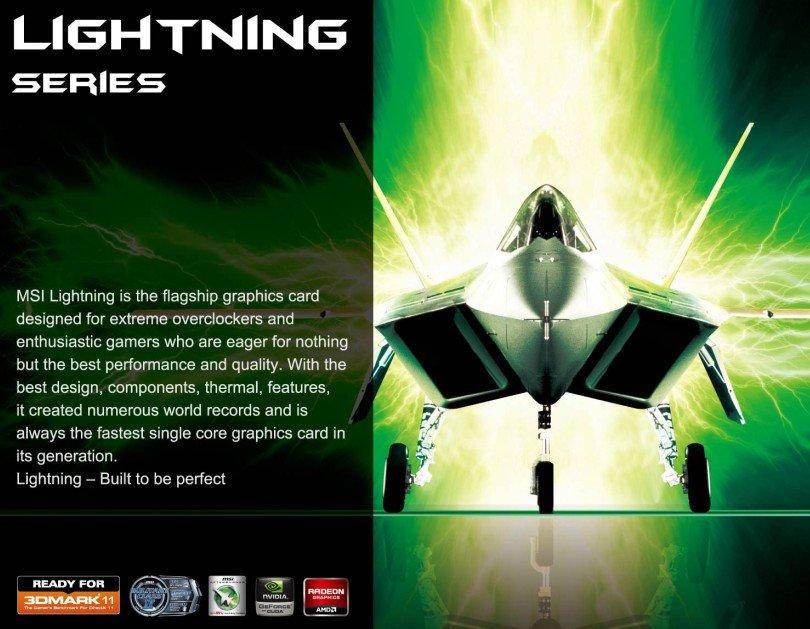 MSI Lightning-Serie