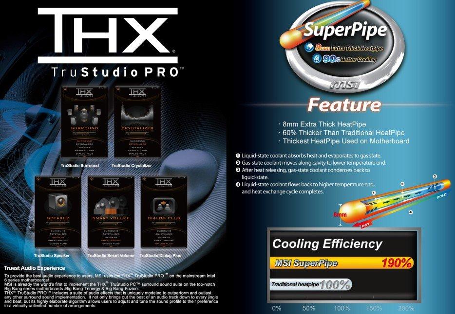 THX & SuperPipe