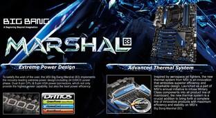 MSI Big Bang Marshal