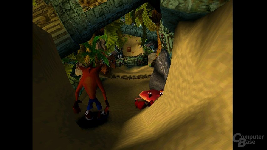 Crash Bandicot für Android