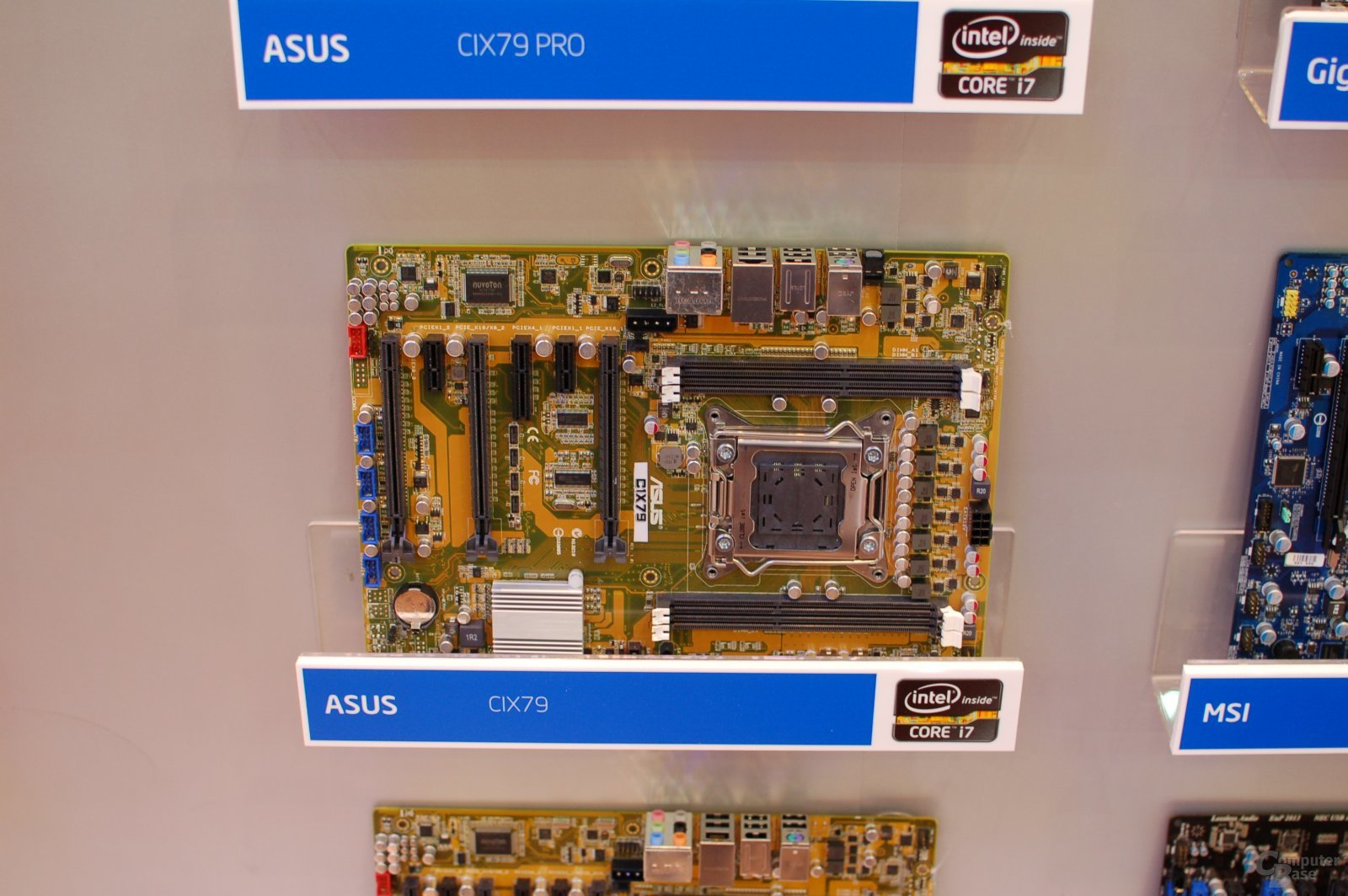 X79-Mainboards