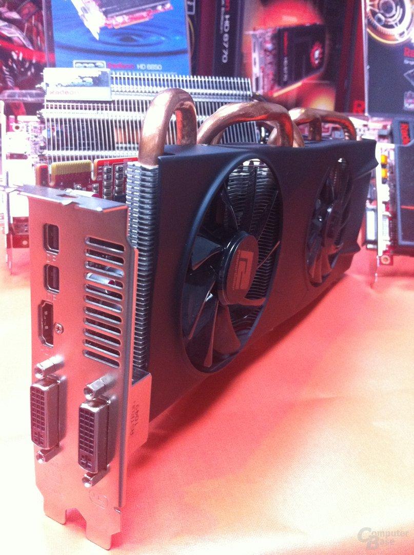 PowerColor zeigt Dual HD 6870 und Dual HD 6970