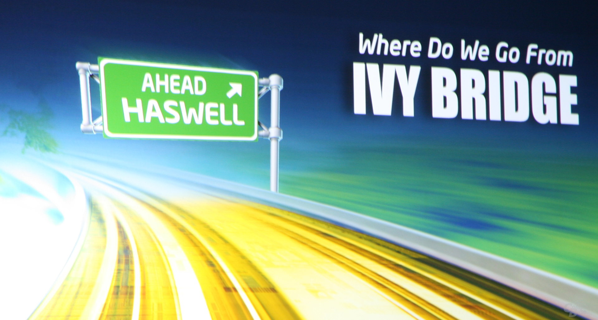 "Auf ""Ivy Bridge"" folgt ""Haswell"""
