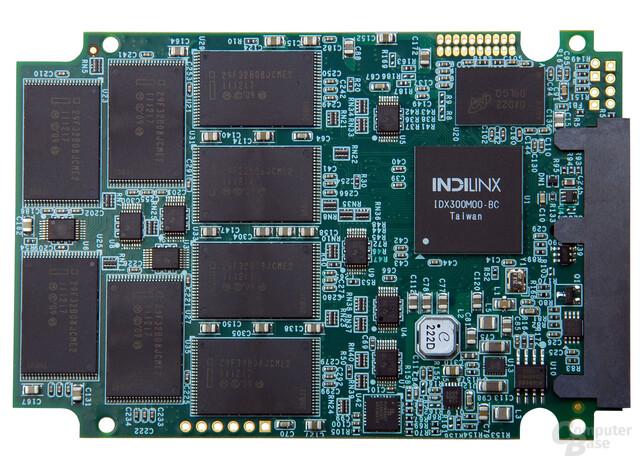 SSD mit Indilinx-Everest-Controller