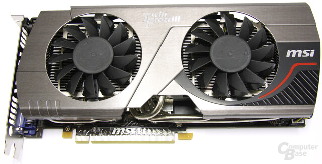 MSI GeForce GTX 570 Twin Frozr II PE OC