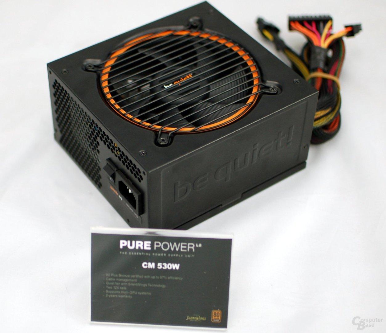Be Quiet Pure Power CM 530 Watt