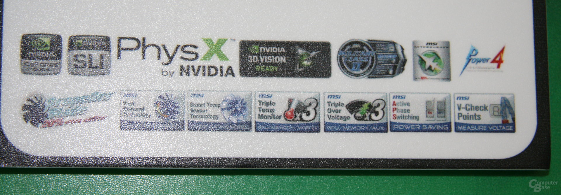 MSI GTX 580 Lightning Xtreme Edition