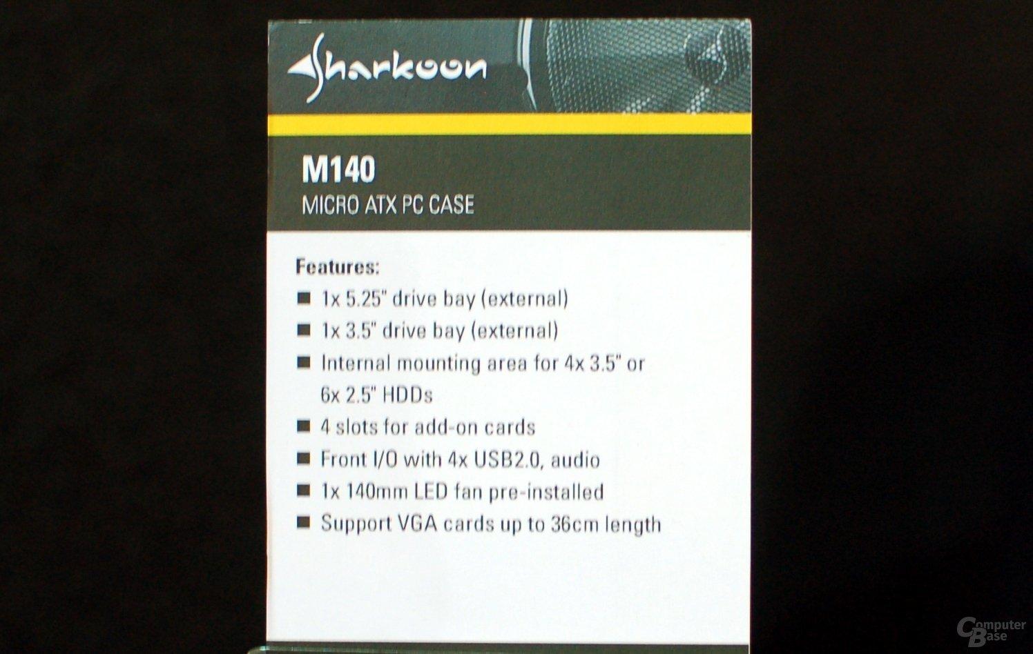 Sharkoon M140