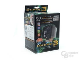 Scythe Mugen 3 Retailverpackung