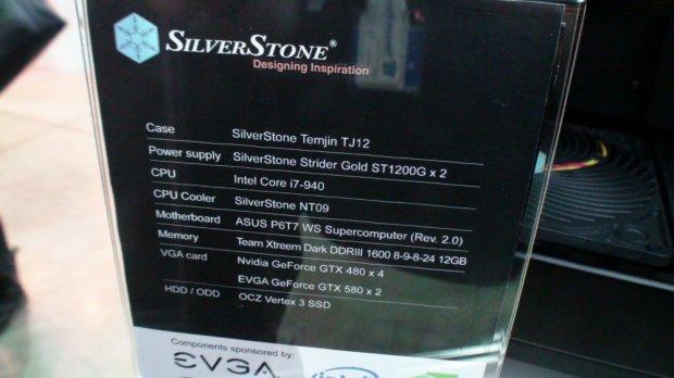 Prototyp: SilverStone Temjin TJ12