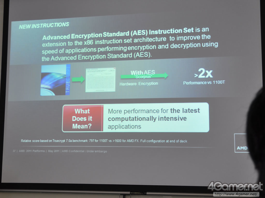 Präsentation zur FX-Serie von AMD