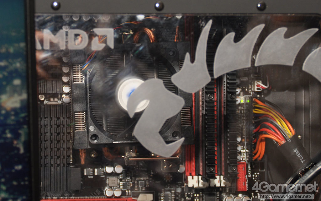 FX-Serie mit acht Kernen von AMD