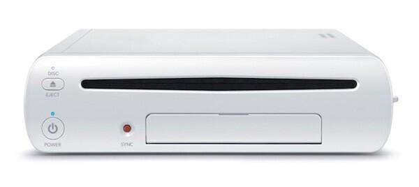 Wii U: Konsole