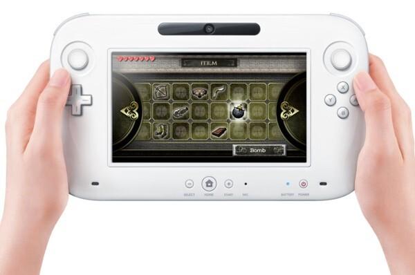 Wii U: Controller