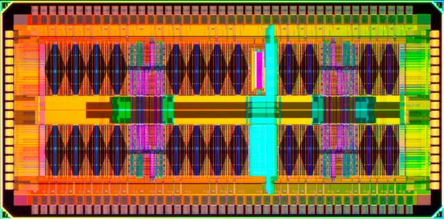IBM Embedded Dynamic Random Access Memory (Testchip)