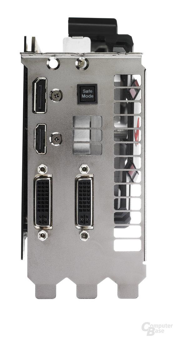 Asus Matrix GTX 580 Platinum