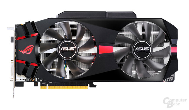 Asus Matrix GTX 580 Platinum