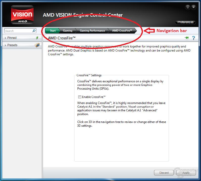 AMD CrossFire auf Llano