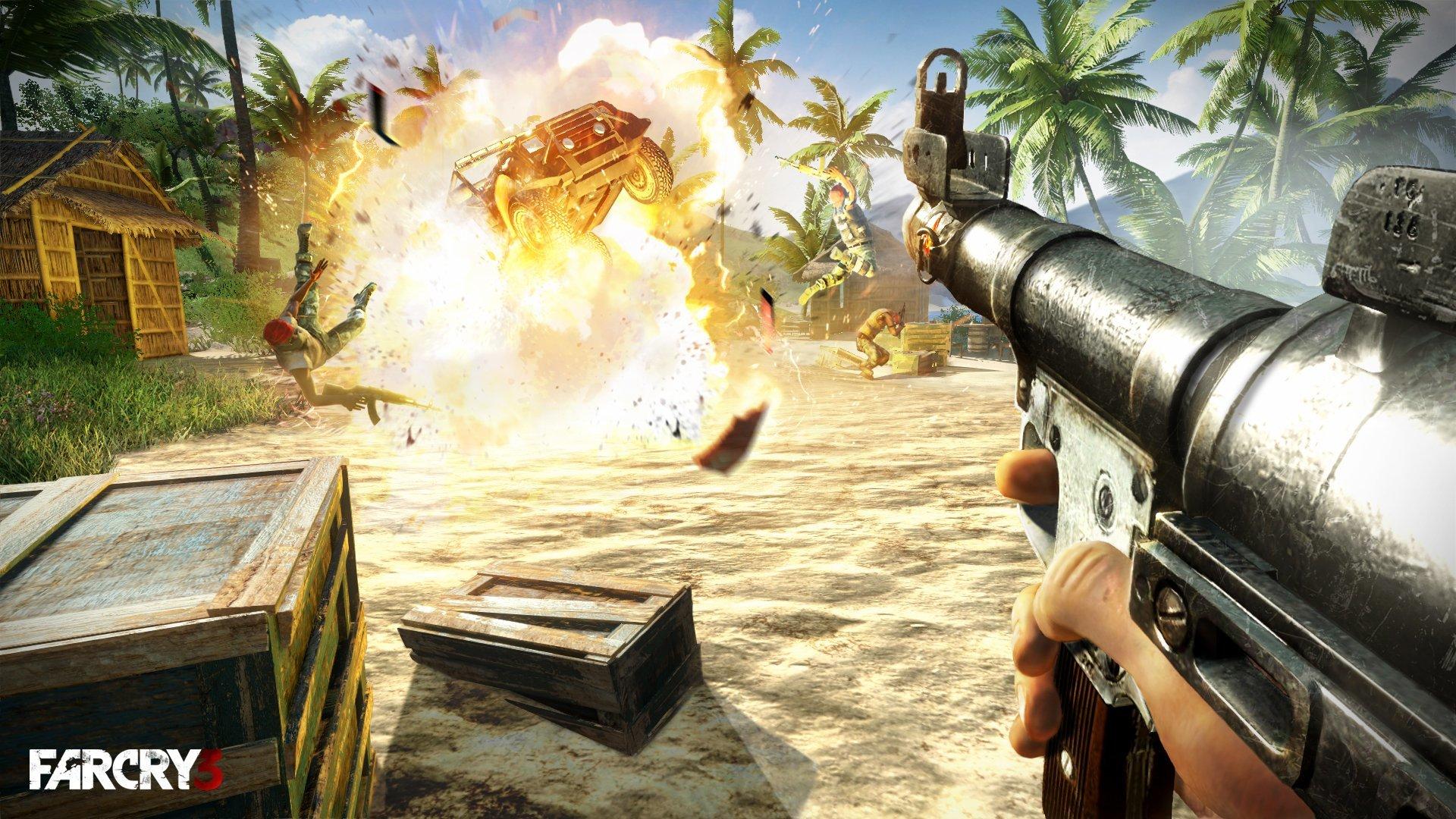 Far Cry 3 - 16.02.2012