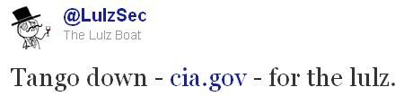 Hacker brüsten sich mit Hack der CIA-Website