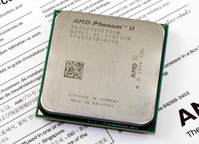 AMD Phenom II X2 521 ist eigentlich ein Athlon II X2 275