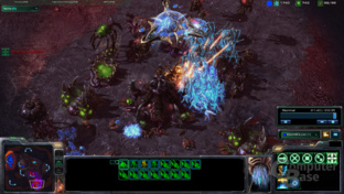 AMD Cypress - StarCraft 2