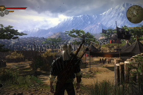 AMD Cypress - The Witcher 2