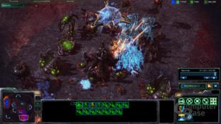 Nvidia GF110 - StarCraft 2