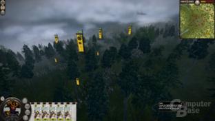 AMD Cypress - Shogun 2