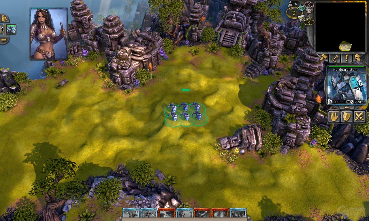 AMD Cypress - Battleforge
