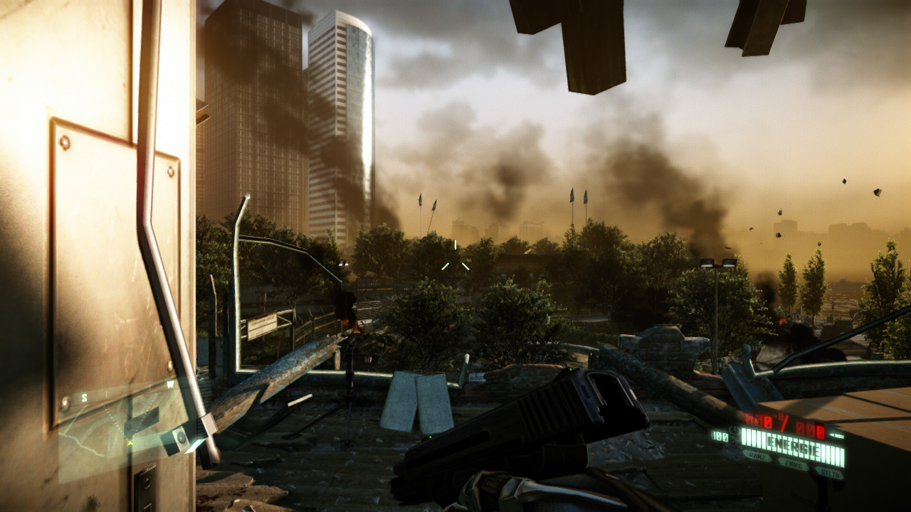 AMD Cypress - Crysis 2 DX11