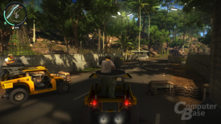 AMD Cypress - Just Cause 2