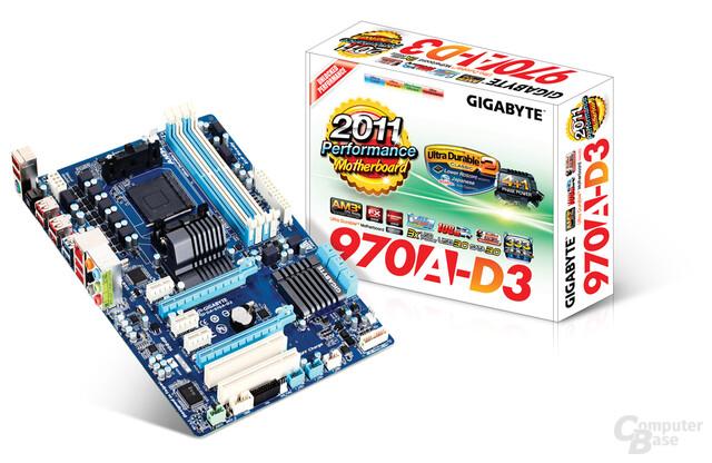 Gigabyte GA-970A-D3