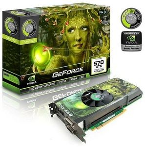 Point of View GeForce GTX570 2560 MB