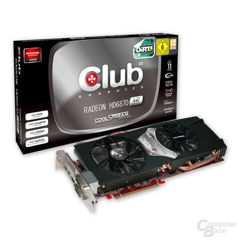 Club 3D CGAX-68748X2