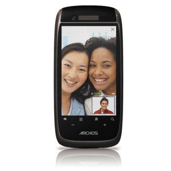 Archos 35 Smart Phone Home