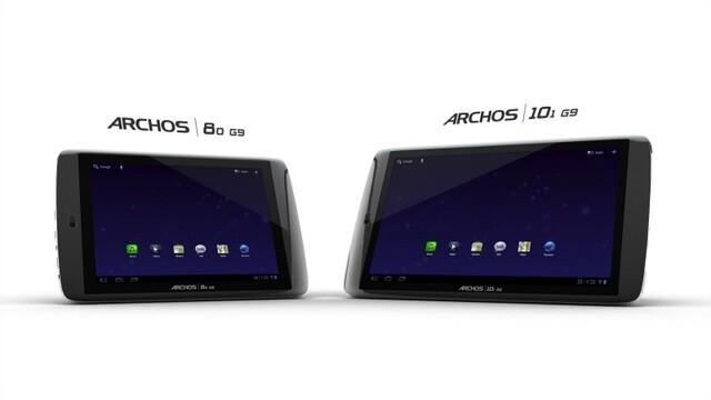 Archos 80 G9 und 101 G9