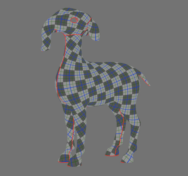 UV Unwrapping