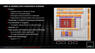 Radeon HD 6550D Architektur