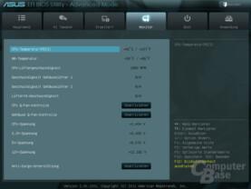 Screenshots aus dem UEFI heraus